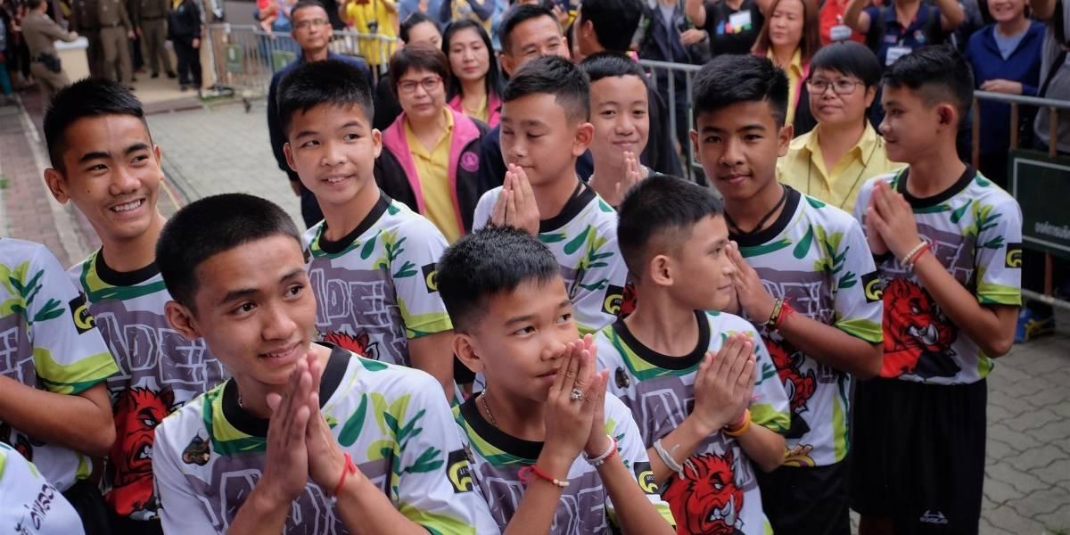 Psicóloga advierte los peligros que siguen para los niños rescatados en cueva de Tailandia
