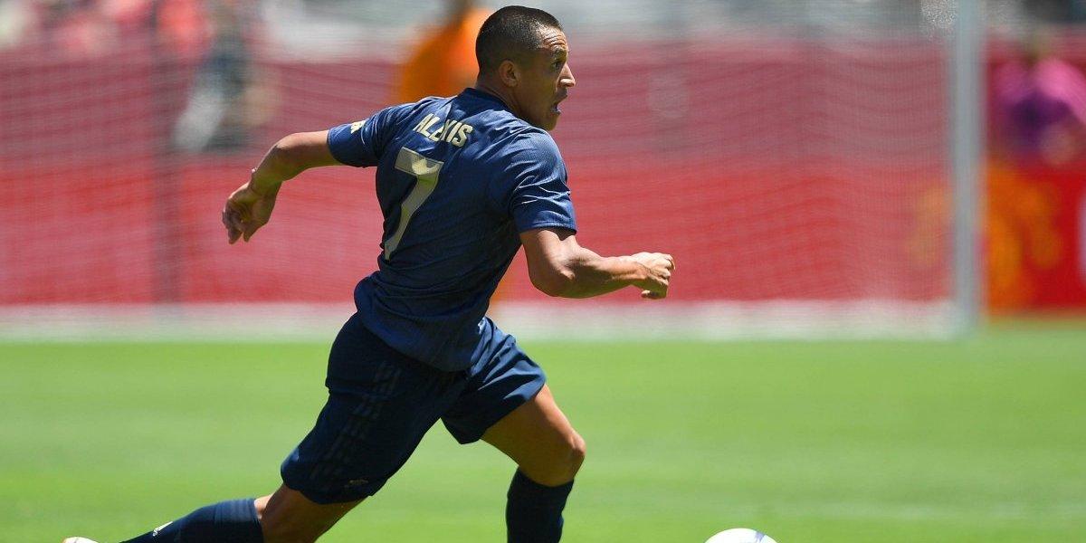 """La confianza de Mourinho con Alexis: """"Es el momento para que se convierta en un jugador importante"""""""