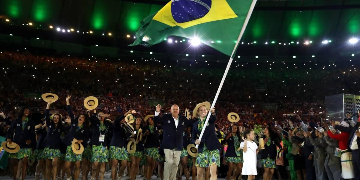 Brasil deve ter 250 atletas na Olimpíada de Tóquio