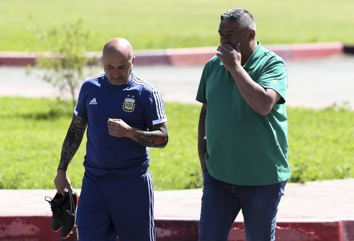 Tapia analizó el paso de Sampaoli / imagen: Getty Images