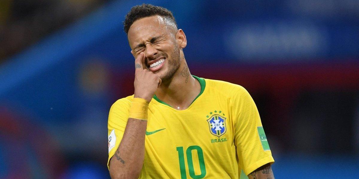 La ausencia de Neymar para el premio The Best golpeó fuerte a Brasil