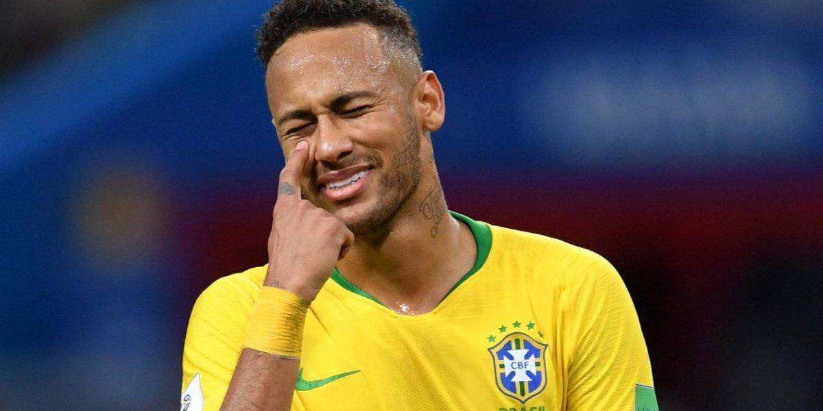 La fiesta la hice con tu madre: padre de Neymar a periodista