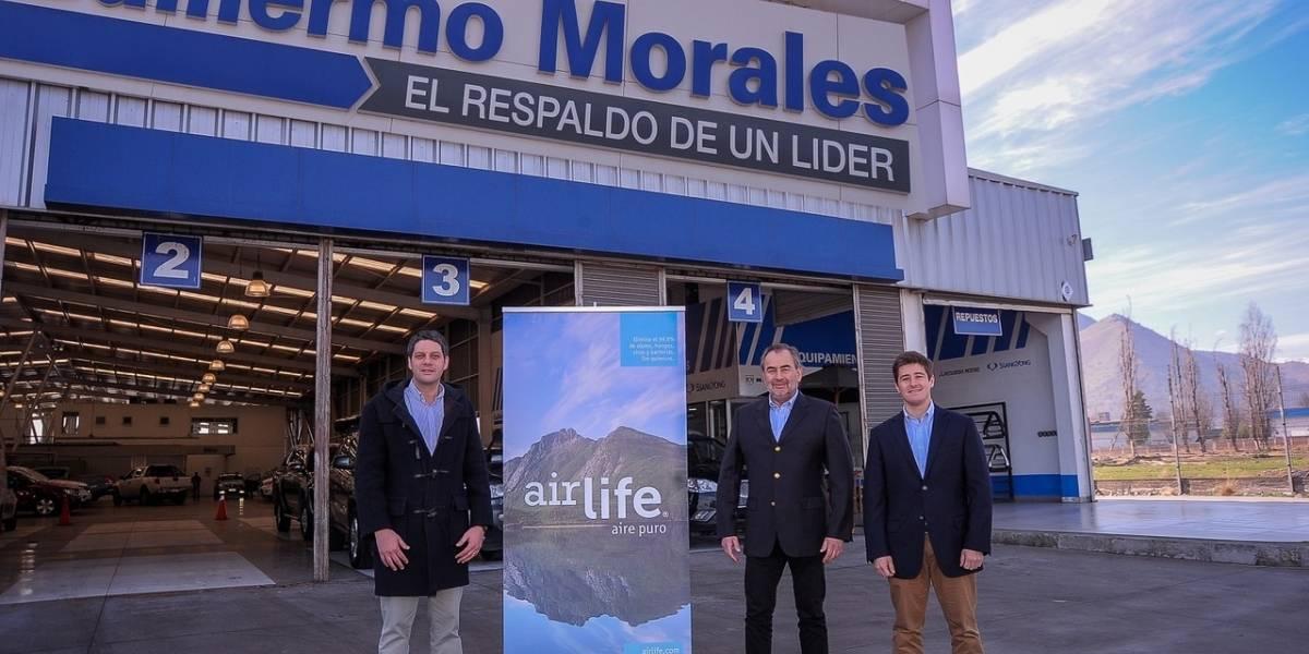 Guillermo Morales se une a Airlife para mejorar su servicio de posventa