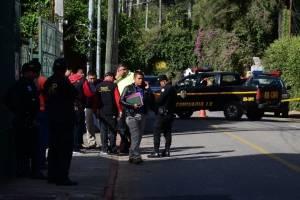 empleado de empresa de seguridad asesinado en zona 10