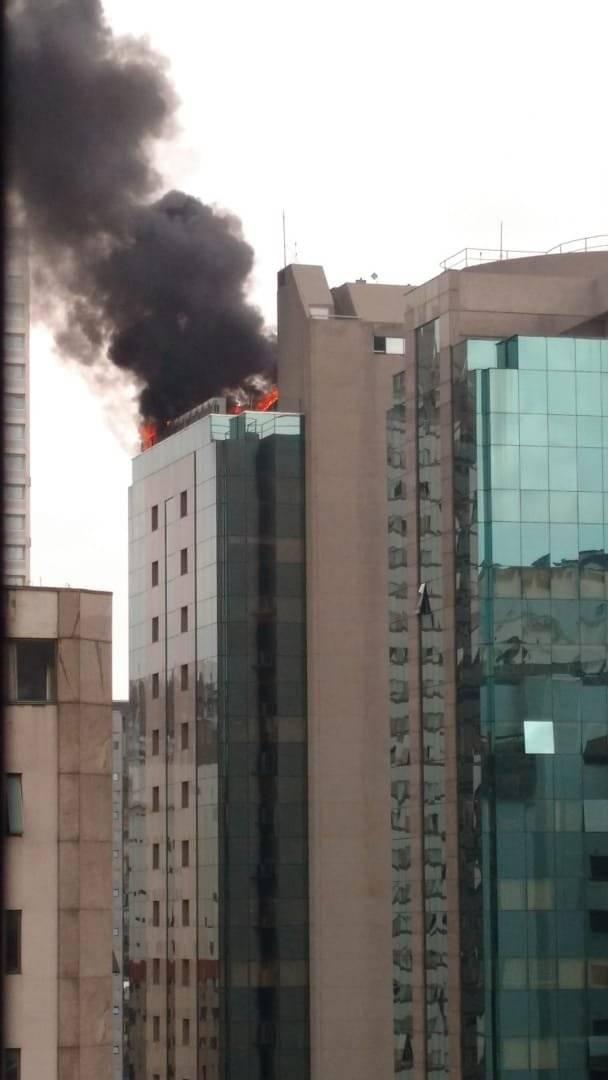 incêndio prédio itaim bibi