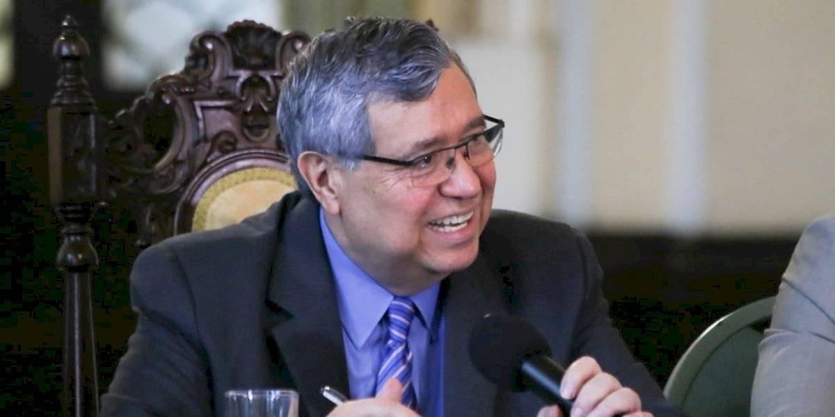 Vicepresidente destaca apoyo del nuncio apostólico Nicolas Thevenin al Gobierno