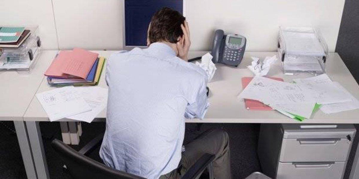 Cómo evitar ser menos productivo por culpa del escritorio
