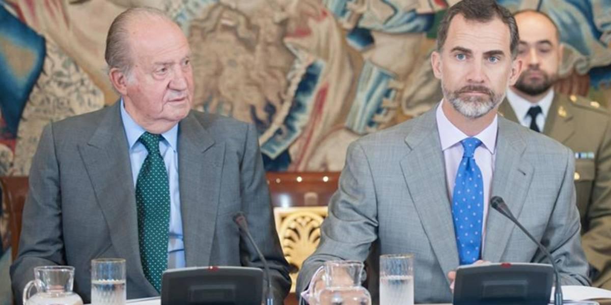¡Escándalo! El rey Juan Carlos le pidió a su hijo Felipe que se divorcie de Letizia