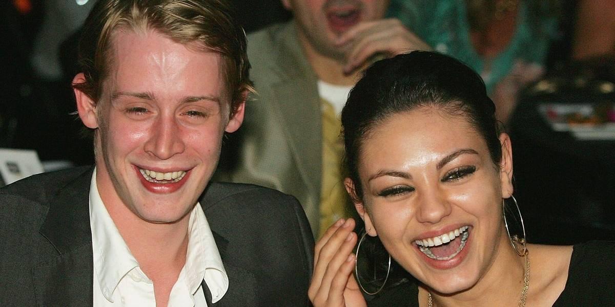 Mila Kunis se sente culpada pela forma com que se separou de Macaulay Culkin: 'Eu era uma idiota'