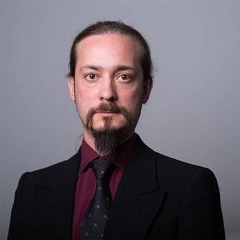 Matteo Borrini, profesor asociado de la Universidad John Moores de Liverpool