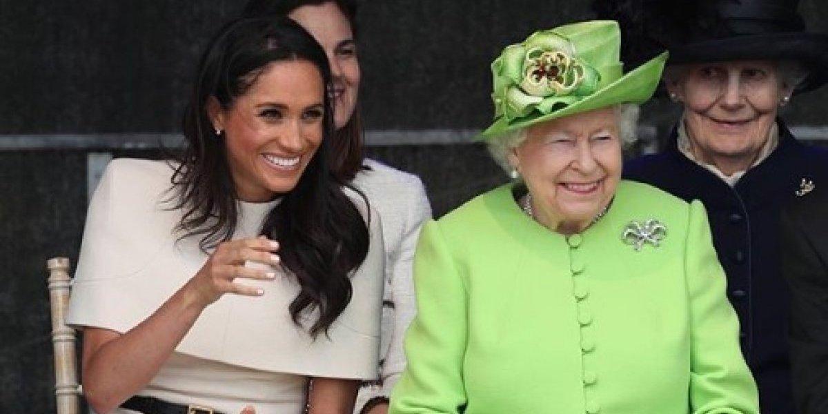 A regra na hora de dormir que Meghan Markle precisa cumprir na presença da rainha Elizabeth II