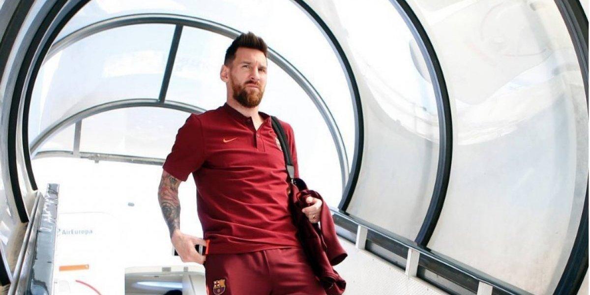 ¿Messi se marchará a Italia? Empresario de renombre habla sobre esta posibilidad