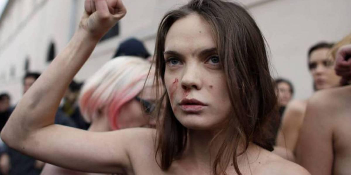 Fundadora del grupo feminista Femen se suicidó a los 31 años en París y dejó una impactante carta