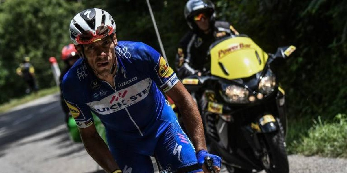 VIDEO. Ciclista cae de forma estrepitosa en la etapa 16 y abandona el Tour de Francia