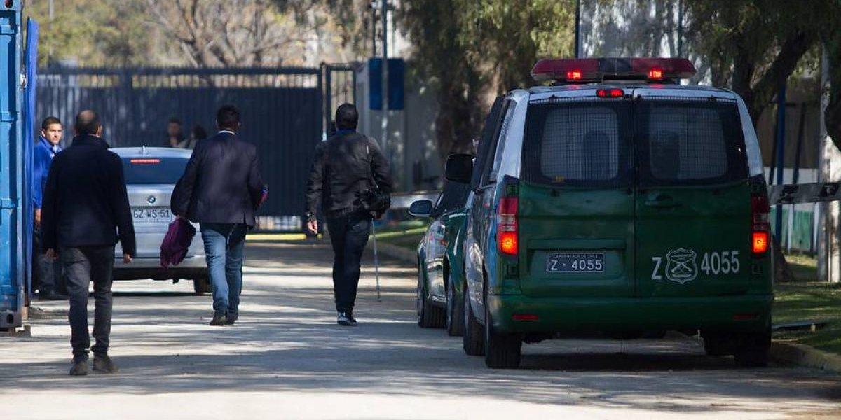 """Matías Rodríguez vivió de cerca la balacera en el CDA: """"Estaba sacándose fotos con los hinchas"""""""