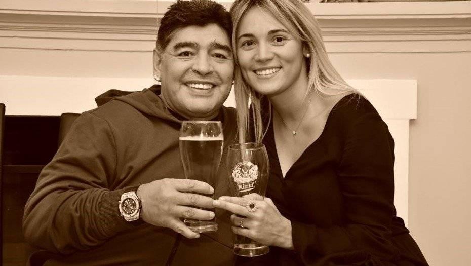 Maradona alarma nuevamente por su estado de salud