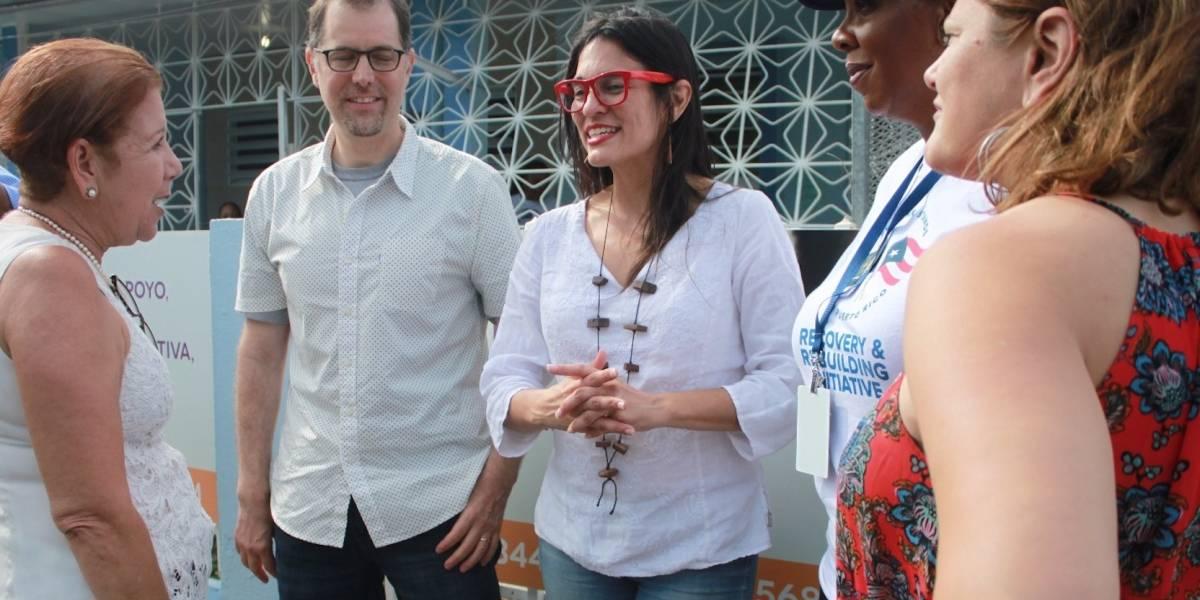 Ombudsman de Nueva York visita municipio de Loíza