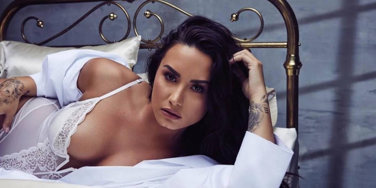 Tía de Demi Lovato envía mensaje sobre la salud de la cantante