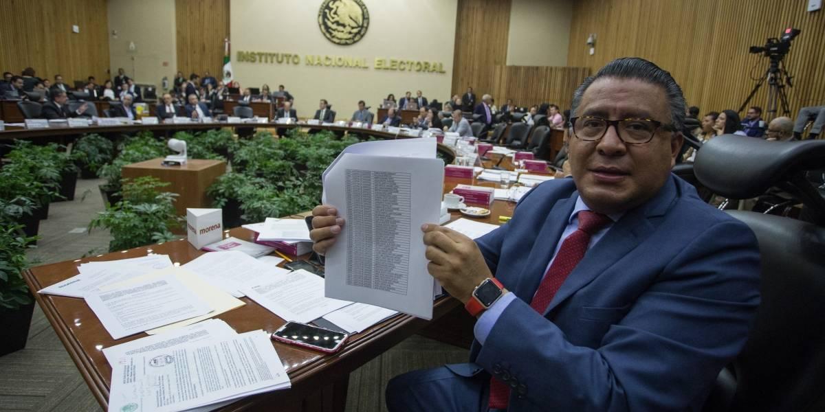 Morena podría pagar multa de 197 mdp en 'abonos'