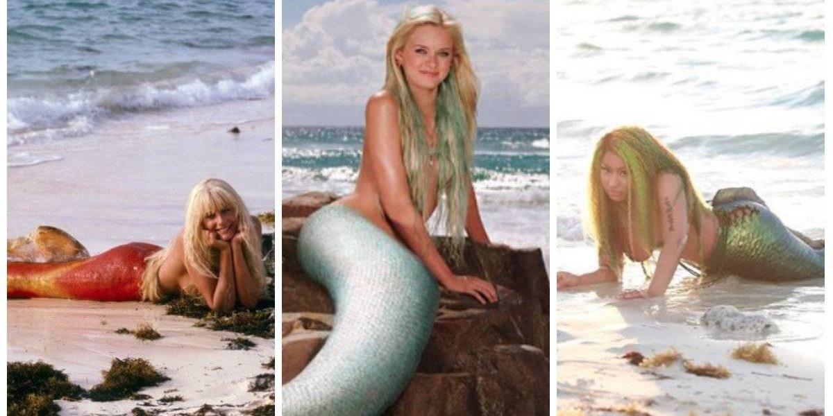 Sirenas famosas que han conquistado la pantalla