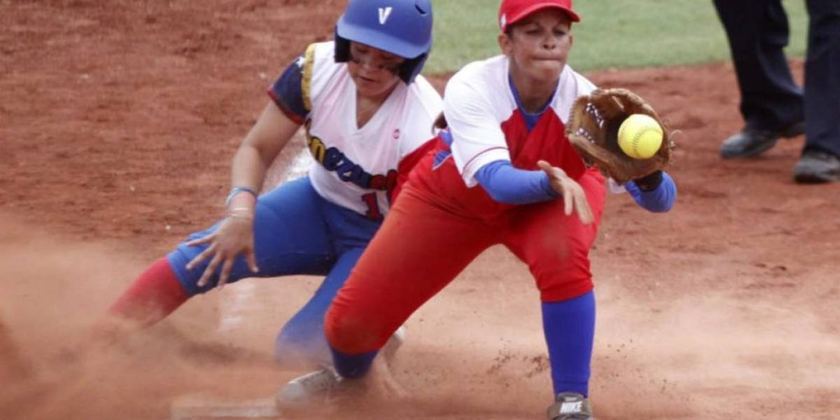 Puerto Rico sigue invicto en Softbol Femenino en Centroamericanos