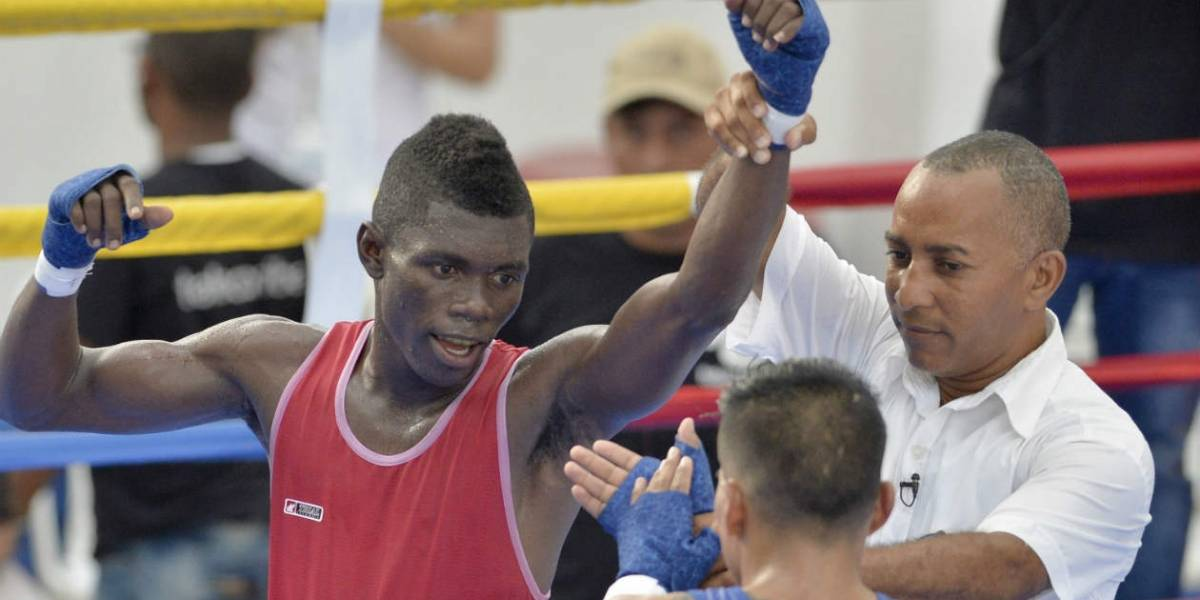 Yuberjen Martínez de Colombia contra Óscar Collazo de Puerto Rico abren boxeo en Centroamericanos