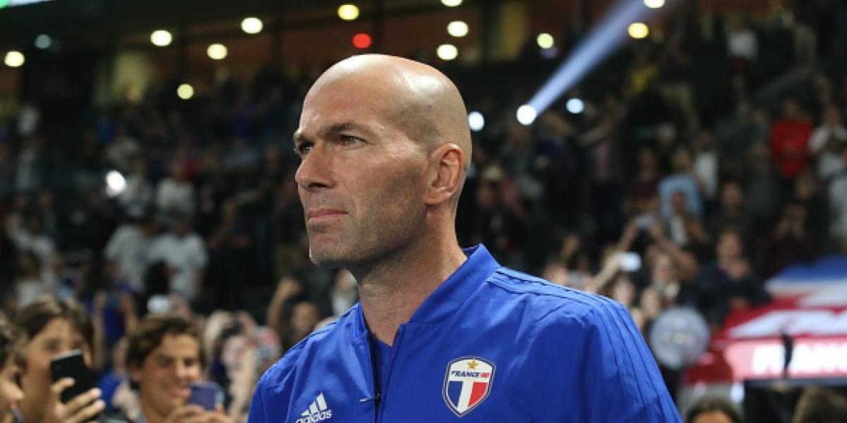 'The Best': Simeone, Valverde y Zidane, nominados al mejor entrenador del año