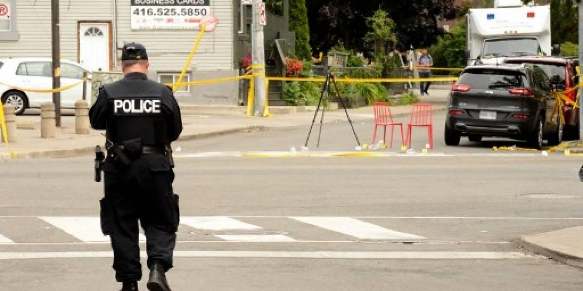 Policía de Toronto descarta por ahora que Estado Islámico esté detrás de ataque