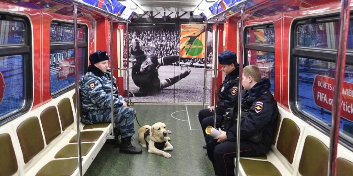 Modifican horario de salida de los trenes en Rusia