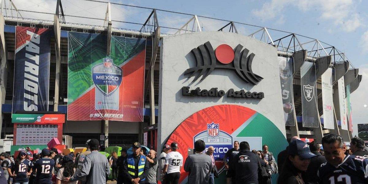 Lista la fecha y precios de boletos para la NFL en México