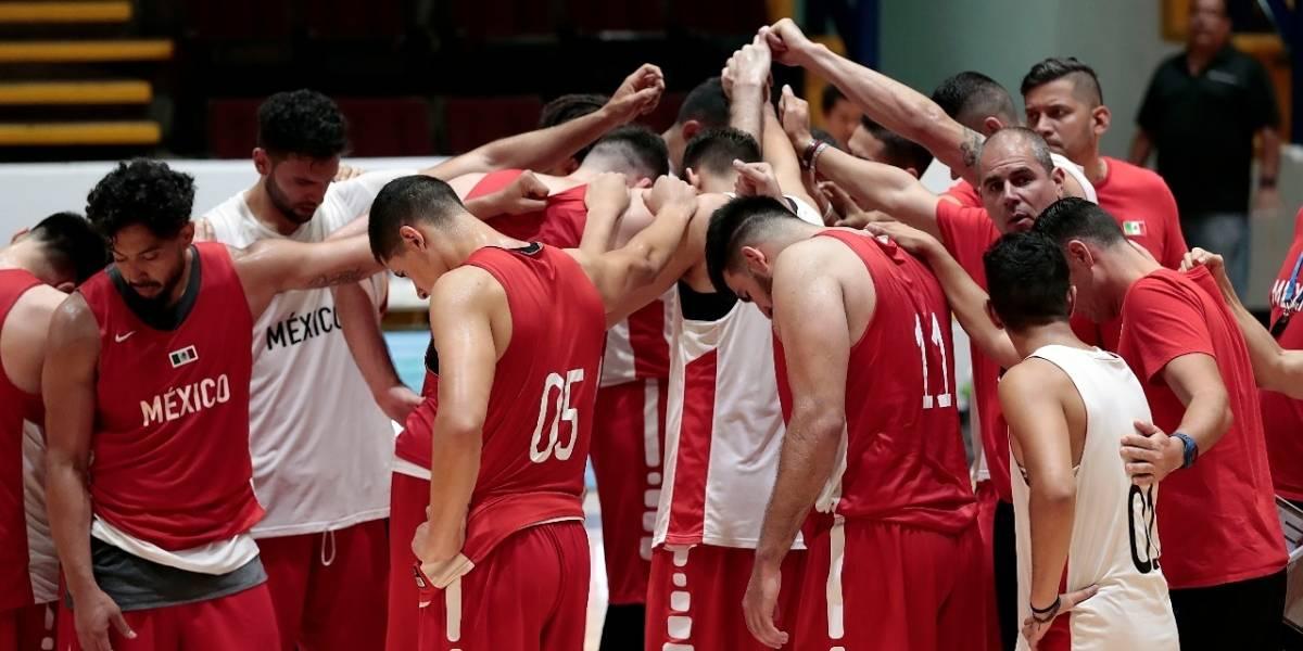 Anuncian convocados de selección de básquet para JCC