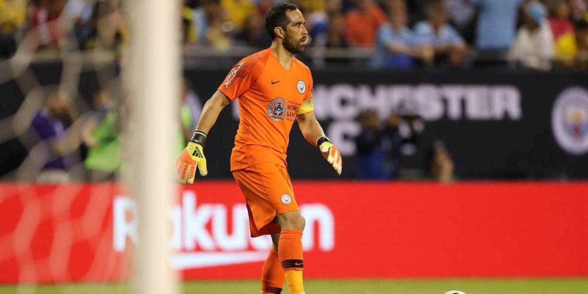 Bravo perdió y Castillo ganó en penales: la dispar suerte de los chilenos en la International Champions Cup