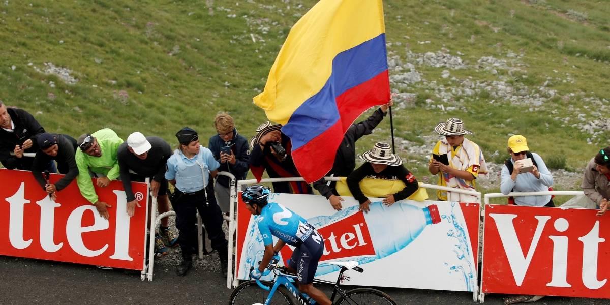 ¡El 'Cóndor' vuela muy alto! ¡Nairo Quintana, ganador de la etapa 17 del Tour de Francia!