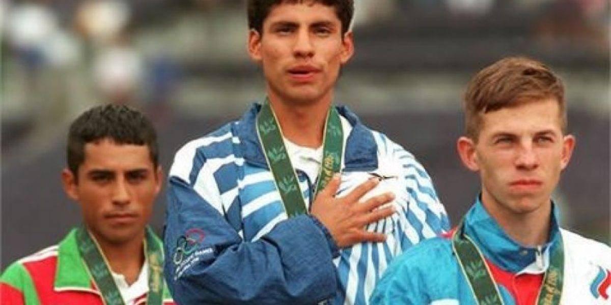 Un día como hoy: Hace 22 años Jefferson Pérez ganaba la primera medalla olímpica para Ecuador
