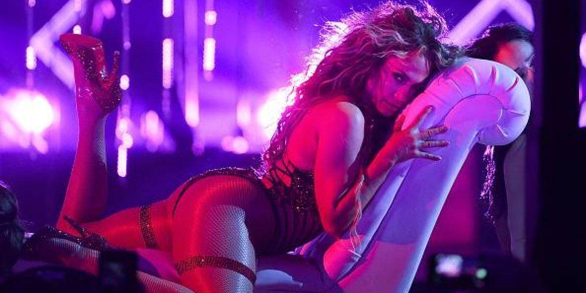 Jennifer Lopez celebró su cumpleaños 49 con esta foto