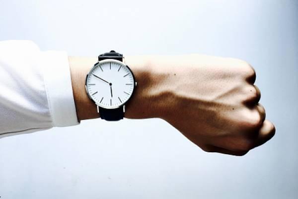 reloj cambio de hora chile