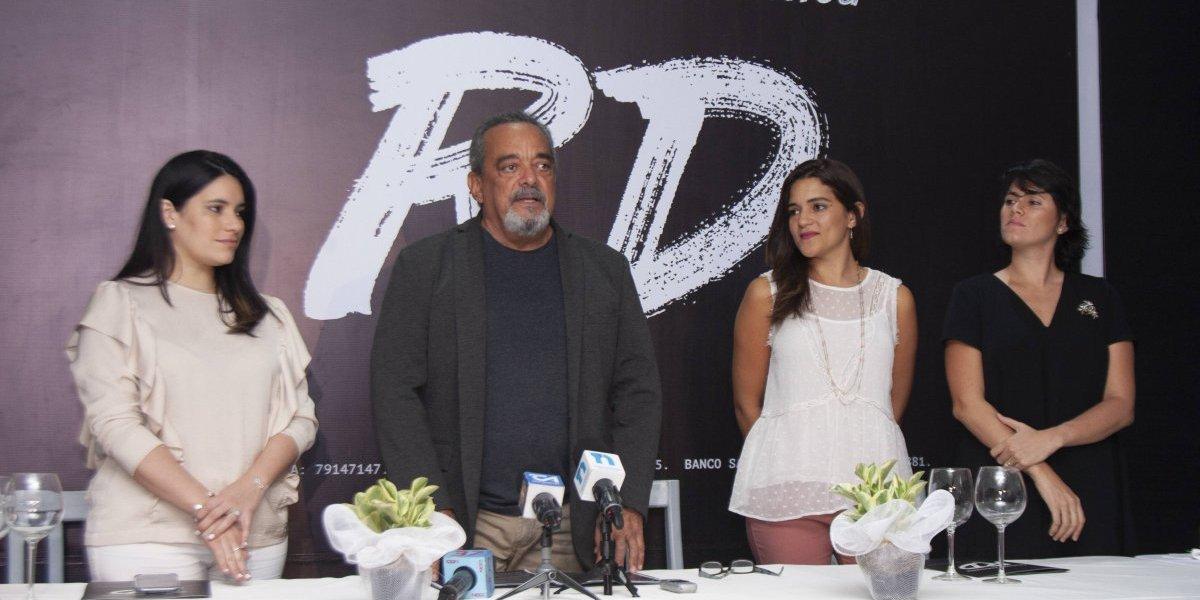 Alfonso Rodríguez no se retira del cine; anuncia aspiración a la presidencia RD