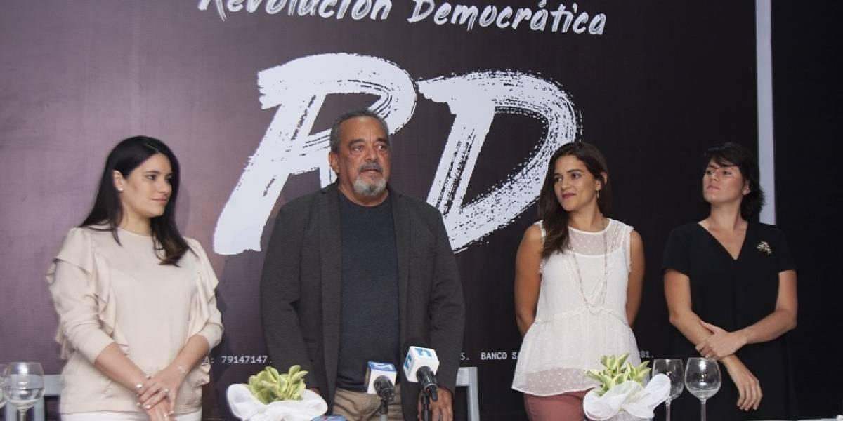 Alfonso Rodríguez no se retira del cine; anuncia aspiración a la presidencia RD 2020