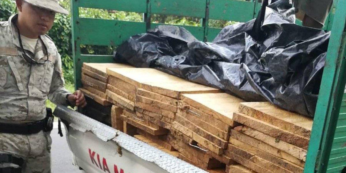 """PNC captura a 24 personas durante la operación """"Amazona"""""""