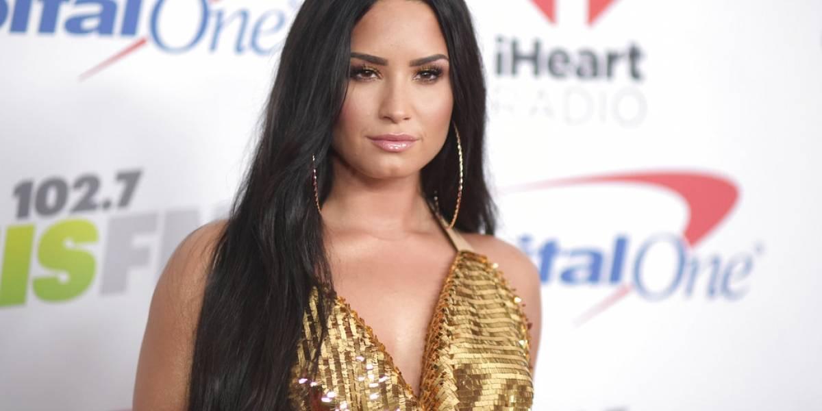"""""""Está despierta y con su familia"""": revelan primer reporte del estado de Demi Lovato tras internación por sobredosis"""