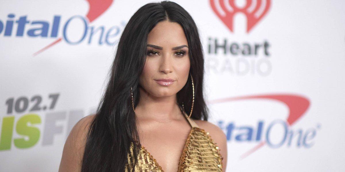Demi Lovato regresó a las redes sociales con esta fotografía