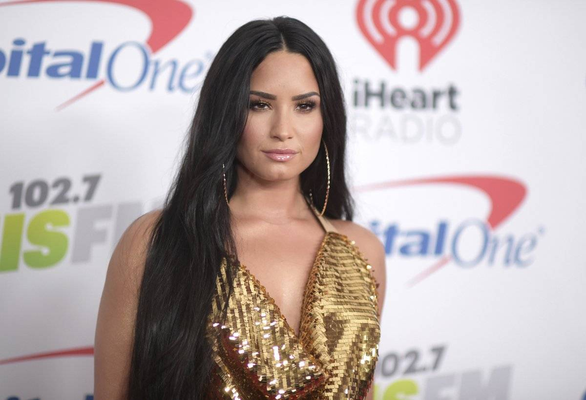 Demi Lovato AP