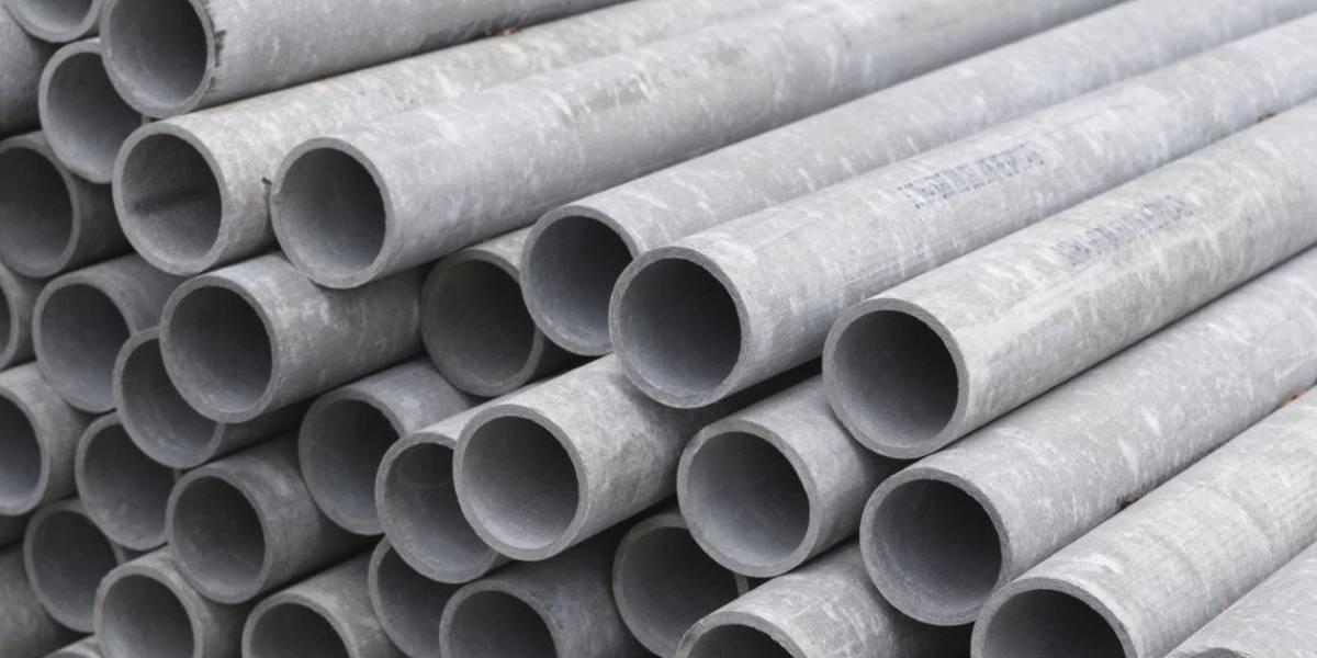 Estudio dice que ciudades de Chile siguen expuestas a contaminación de asbesto en agua potable