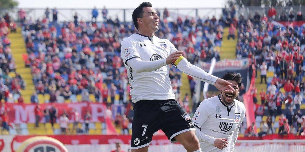 """Esteban Paredes entierra todas las especulaciones: """"Mi carrera terminará en Colo Colo"""""""