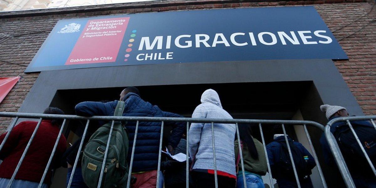 Solo 31 mil venezolanos están inscritos para regularizar su permanencia en Chile