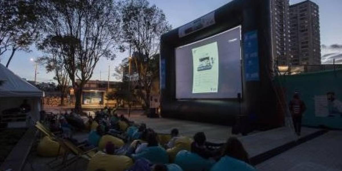 ¡Prográmese! cine gratis en varios parques de Bogotá