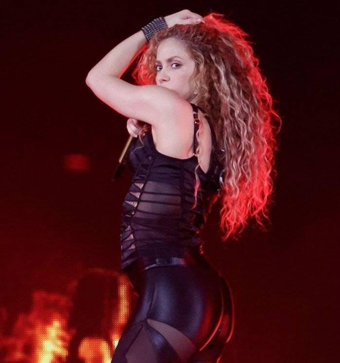 Rafael Nadal como nunca antes visto: bailando en el concierto de Shakira Getty Images