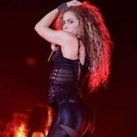 Rafael Nadal como nunca antes visto: bailando en el concierto de Shakira