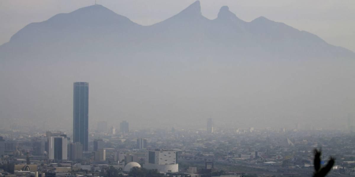 Urgen a decretar la contingencia ambiental en Monterrey