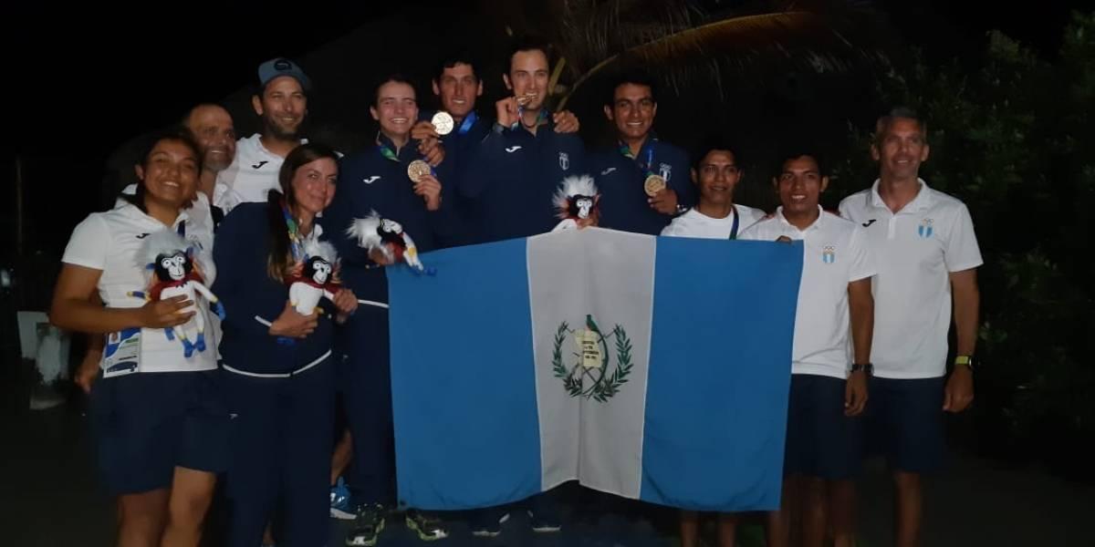 Guatemala suma su octavo oro en Barranquilla